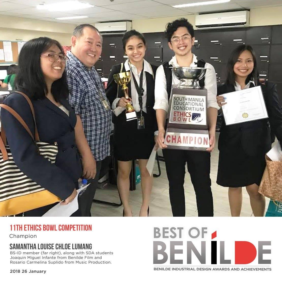 4_Ethics Bowl Competition_Sam Lumang 2018