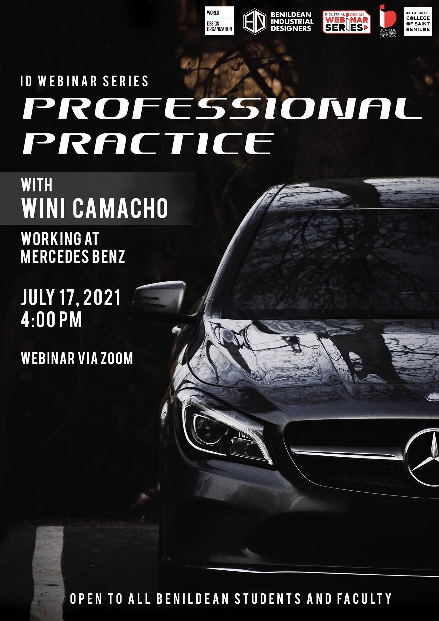 Register now!  https://tinyurl.com/ProfessionalPracticeReg